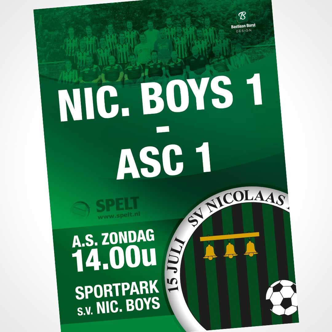 nicboys-aanplakbiljet