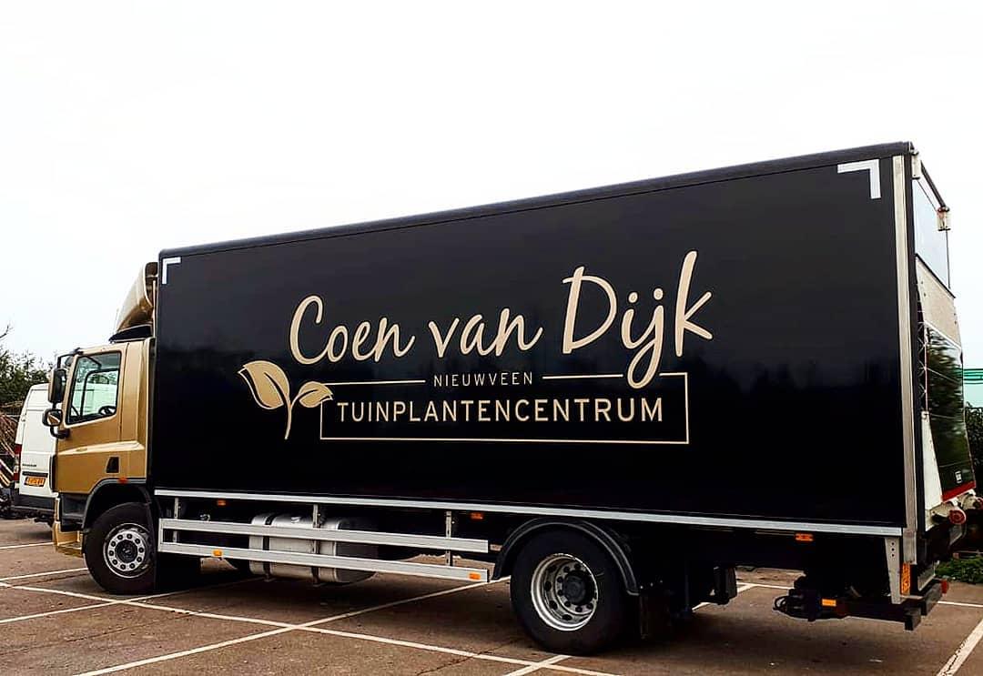 cvd - logo ontwerp