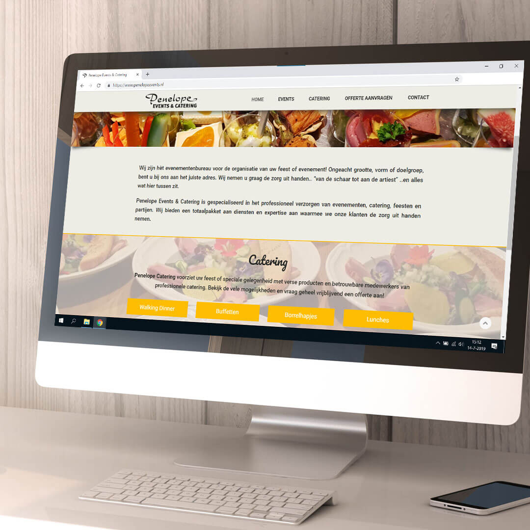 catering-website