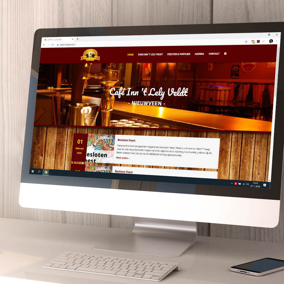 cafe-kroeg-website